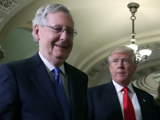 Trump tells McConnell to 'go nuclear'