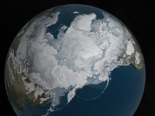 Melting ice disrupts Gulf Stream, global climate