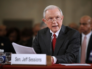 Senate votes to confirm AG pick Jeff Sessions