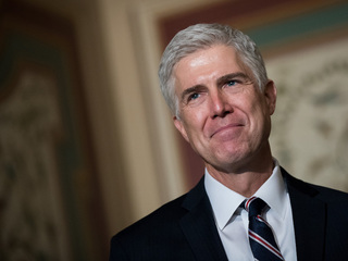 Clerk says Gorsuch would be good for court