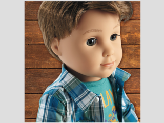 American Girl releases new doll: It's a boy