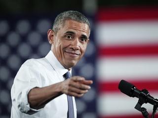 Obama ranks 12th on survey of best US presidents