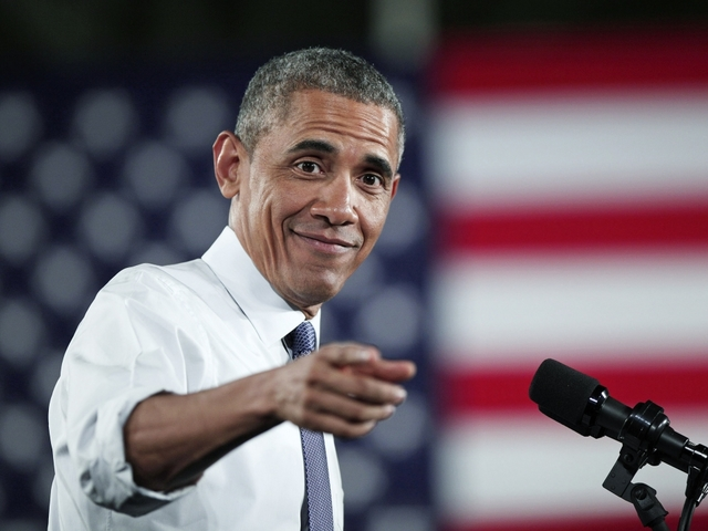 New Poll: Americans Think Obama is the 12th Greatest President