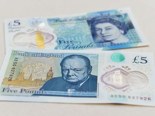 Bank of England won't remove tallow from £5 note