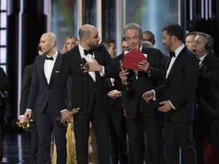 'Moonlight' wins best picture Oscar after flub