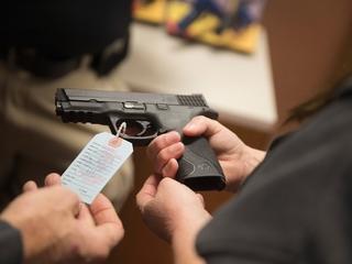 Trump overturns Obama-era rule on gun control