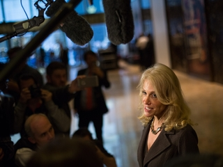 Conway won't be punished for 'free commercial'