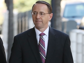 Rosenstein questioned about special prosecutor