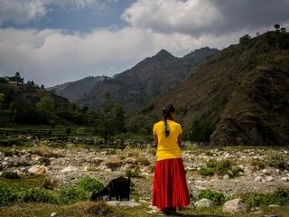 Rebuilding in Nepal has affected women