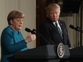 Trump: Germany 'owes' US, NATO for defense