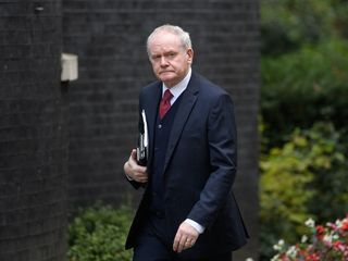 Martin McGuinness dies at 66