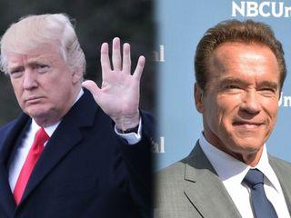 Schwarzenegger trolls Trump on budget cuts