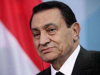 Ex-Egyptian President Mubarak released