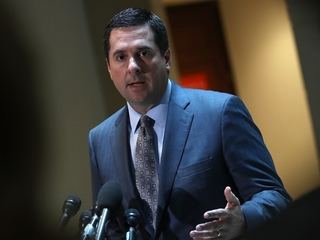 Nunes cancels hearing on Trump's Russia ties