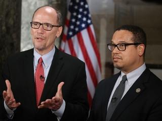 Tom Perez asks for DNC staff resignations