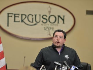 Ferguson's mayor re-elected for third term