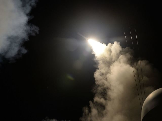 Coalition airstrike in Syria mistakenly kills 18 US-backed fighters