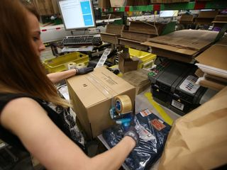 Hackers target Amazon third-party sellers