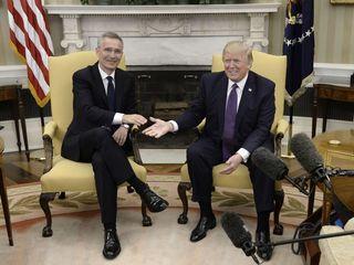 President Trump: NATO is 'no longer obsolete'