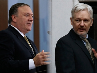 CIA director calls WikiLeaks 'hostile'