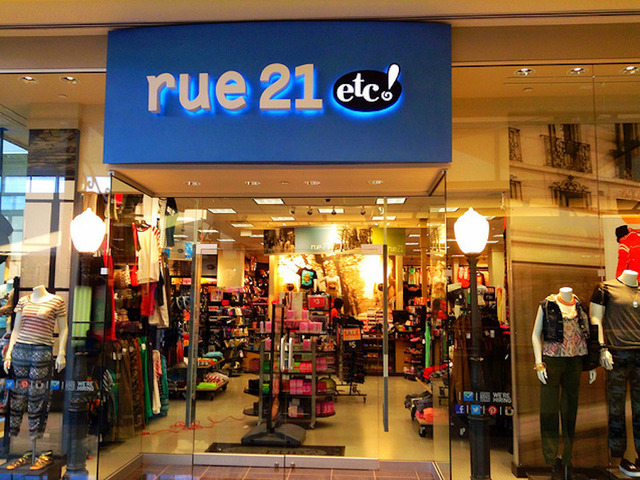 Teen Clothing Store 50
