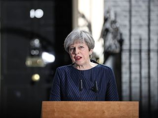 Theresa May seeks early general election
