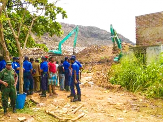 10 people still missing in Sri Lanka landslide