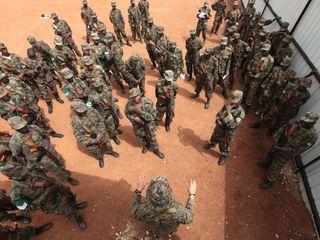 Joseph Kony search ends