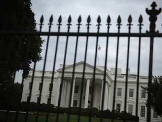 South White House sidewalk permanently closed