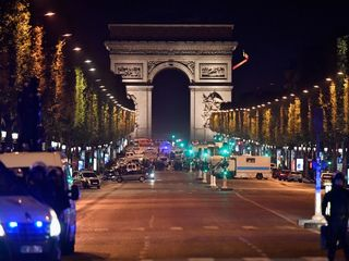Terror suspected in deadly Paris shooting