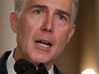 Gorsuch vote allowed Arkansas execution