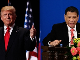 Trump invited Duterte to visit the White House