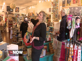 Woman turns hobby into business