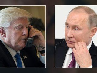 Trump, Putin had their third phone conversation