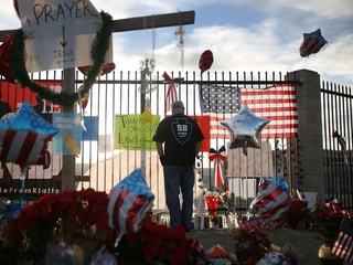 San Bernardino victims' families sue tech giants