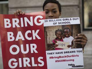 Chibok girls released by Boko Haram in Nigeria