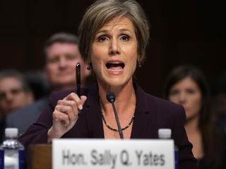 Yates stands by refusal to defend Trump order