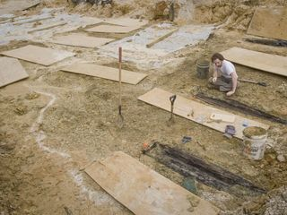 7,000 bodies may be buried under medical campus