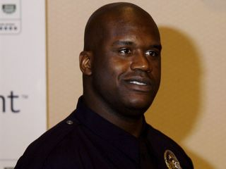 Shaquille O'Neal says he might run for sheriff
