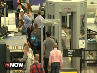 Improving airport security