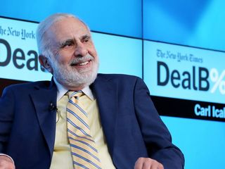 Icahn's role in Trump admin under scrutiny