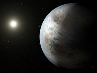 Watery, cloudy atmosphere found on exoplanet