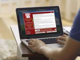 Ransomware attack hits thousands
