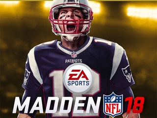 Tom Brady flouts Madden curse, lands the cover