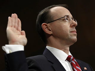 Rosenstein knew Comey would be fired before memo