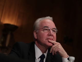 Price disagrees with HHS on opioid treatment