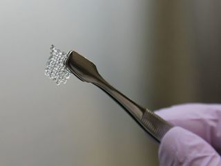 3-D printed ovary might help restore fertility