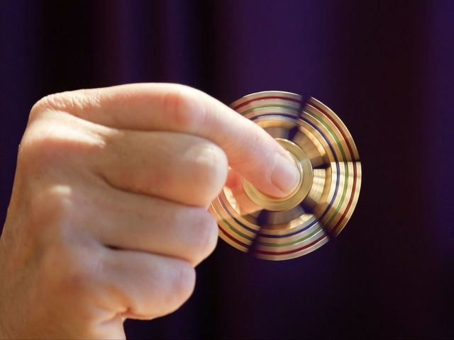 Target Fidget Spinners Need to Get the Lead Out, PIRG Says