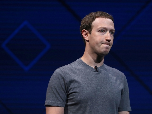 Zuckerberg-High School Visit story