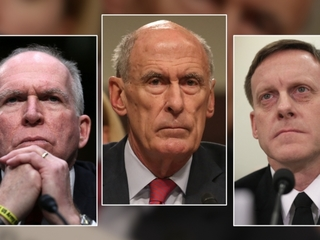 Intelligence officials testify before Congress